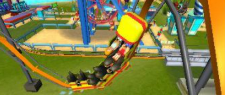 RollerCoaster Tycoon 3D For PC, Android, Windows & Mac Free