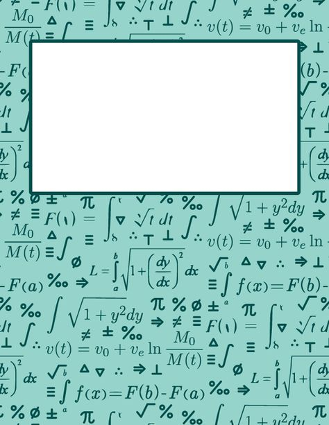 free printable calculus binder cover template download the cover in