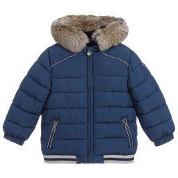 Boys Blue Puffer Jacket Blue Puffer Jacket Boy Blue Puffer Jackets