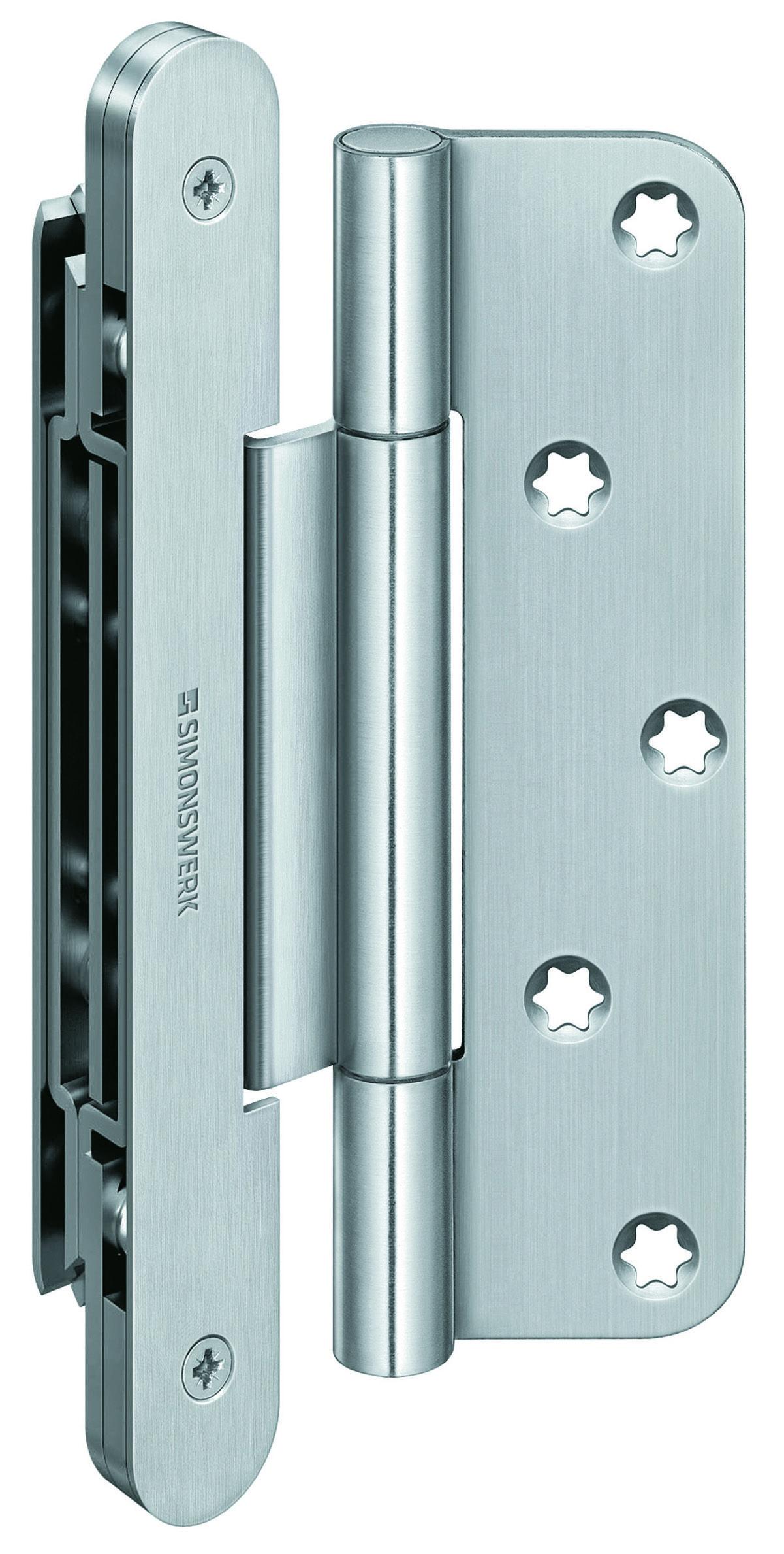 Variant Compact Planum Offers An Adjustable Solution For Narrow Frame Sliding Door Design Door Hinges Barn Door Hinges