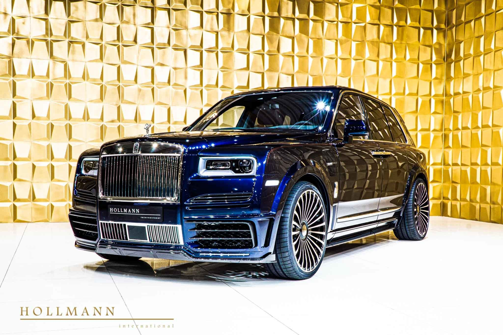 Rolls-Royce Cullinan by Mansory – Hollmann  – Luxury Pulse Cars – Germany
