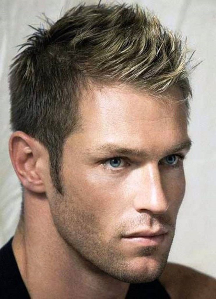 Amazing Blonde Mens Hairstyles Ideac03 Hairllo Pinterest
