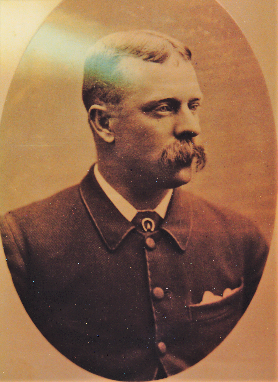 Thomas Marshall (18481935) Married 1888, Danish Hulda