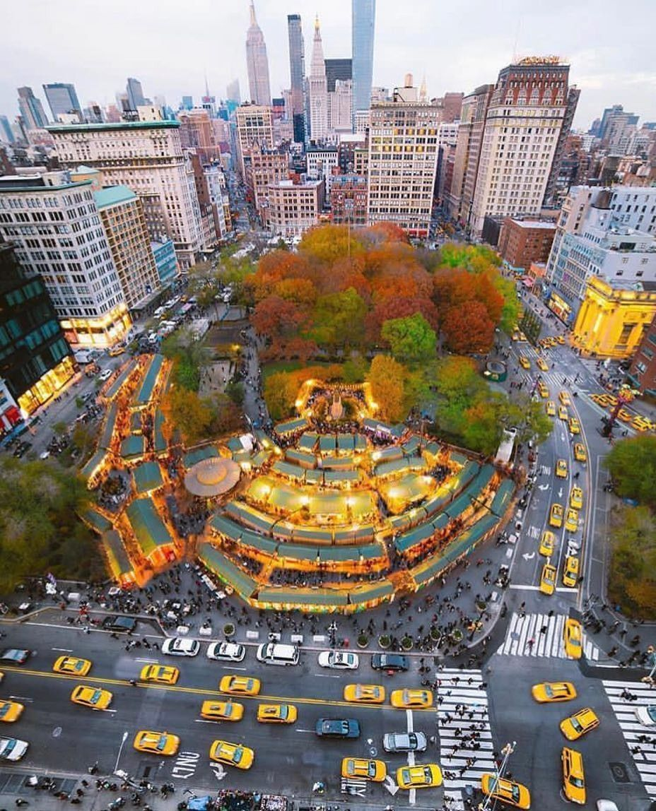 Columbus Circle New york bucket list, New york pictures