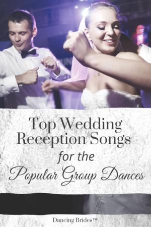 Top Wedding Reception Songs For The Popular Group Dances Reception