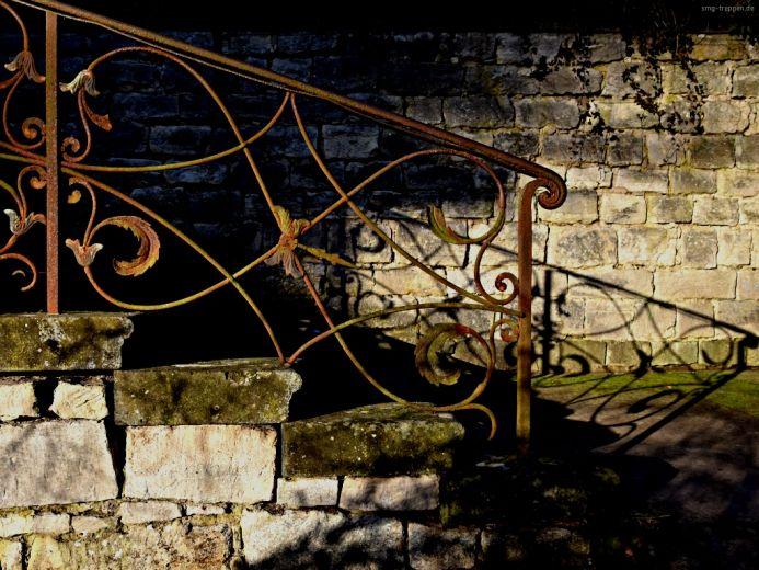 Treppendenkmal Treppe Steintreppen Stahltreppen