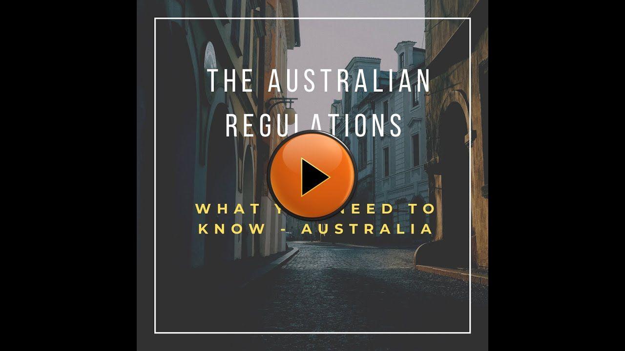 Australian Regulations in 2020 Bank secrecy act