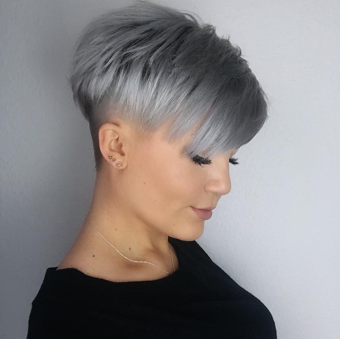 Fryzury twórczy pinterest haircuts short hair and pixies