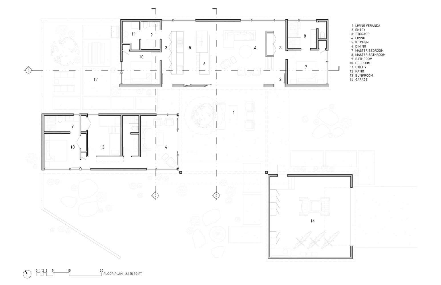 Gallery Of Boar Shoat House Imbue Design 15 In 2020 Architectural Floor Plans Design House