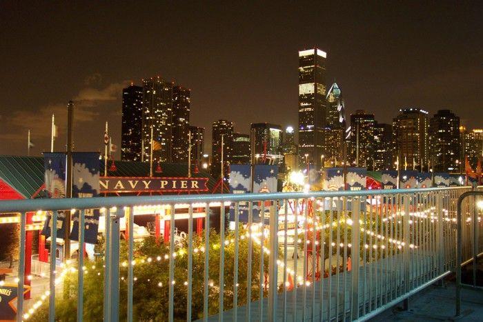 Chicago Navy Pier Chicago - Illinois - USA #Chicago #Illinois #USA #photography #city #Polacy_w_USA #Polonia #wietrzne #miasto #windy #city