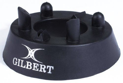 Gilbert Precision Rugby Kicking Tee (450-Gram) by Gilbert. $16.00. The precision tee (Black) is constructed from moulded rubber. It is ideal for all ages and all levels of ability. A very popular tee among Professional players.