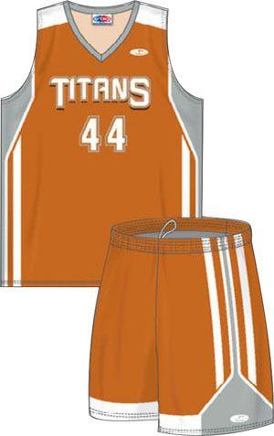 Desain Baju Basket