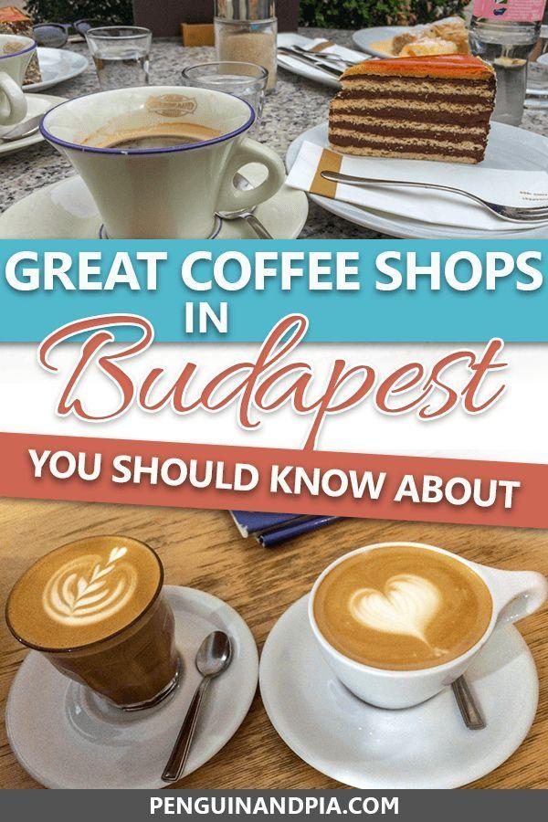 6 der besten Cafés in Budapest, die Sie probieren müssen,  #besten #Budapest #Cafés #Der #Die... #greatcoffee