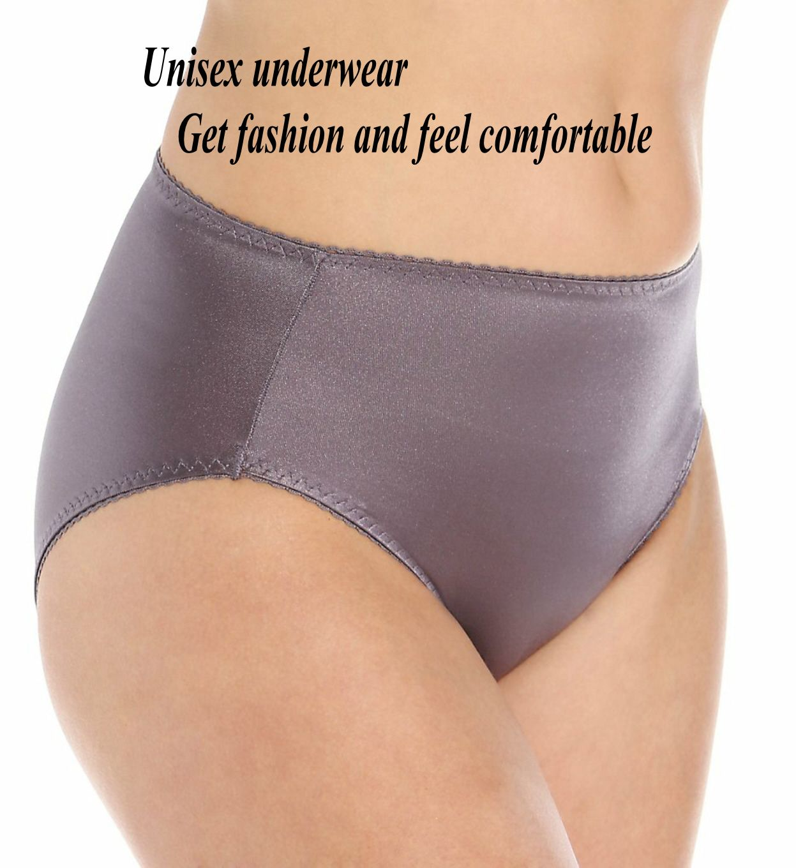 Underwear men wearing ladies Katie &