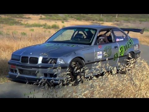 This Electric E36 Makes 850 Lb Ft Of Torque At The Wheels Tuned