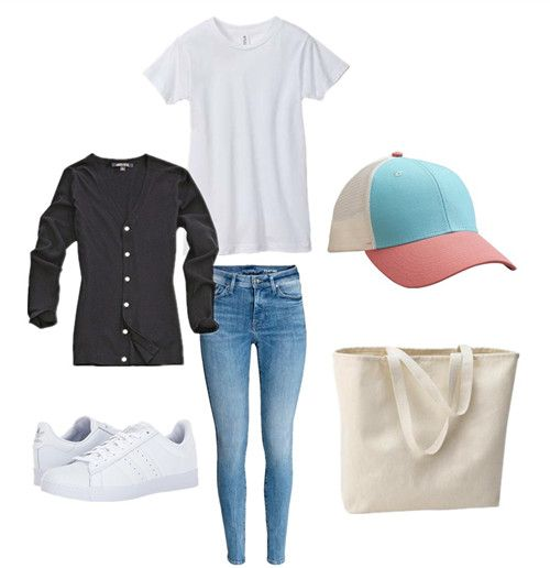 Back to School Outfit for College from NYFifth
