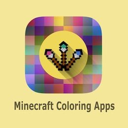 link to Minecraft Quick Color for Kids Coloring App 2 on ...
