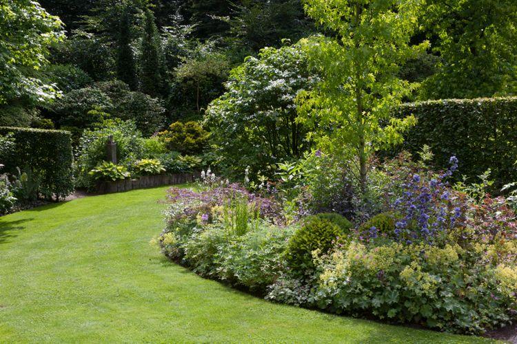 Inrichting grote tuin google zoeken tuinide n for Inrichting tuin
