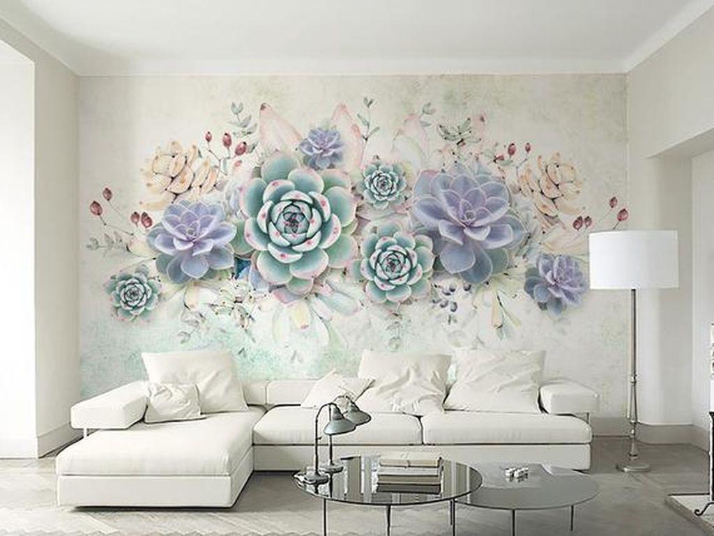 30 Cute Succulent Decoration Ideas For Living Room Trendu