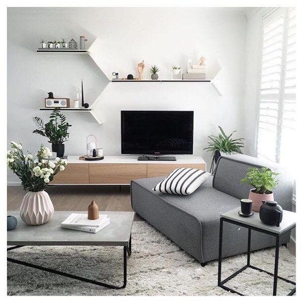 Living room inspo by littledwellings inspiration in - Tv cabinet designs for living room ...