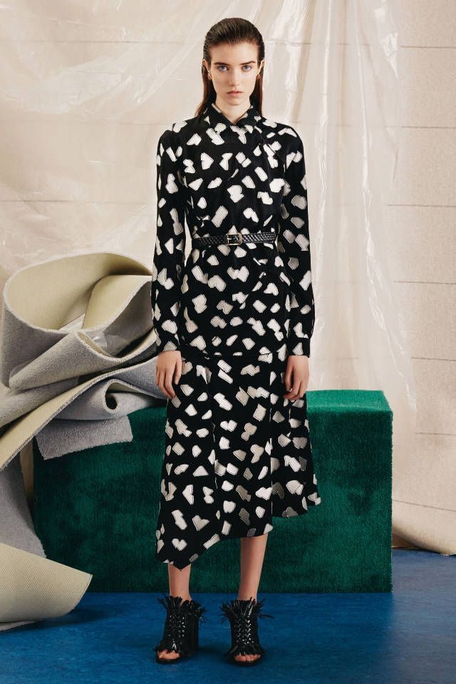 Check back daily as Bazaar editors select the best looks from the chic in-between season.