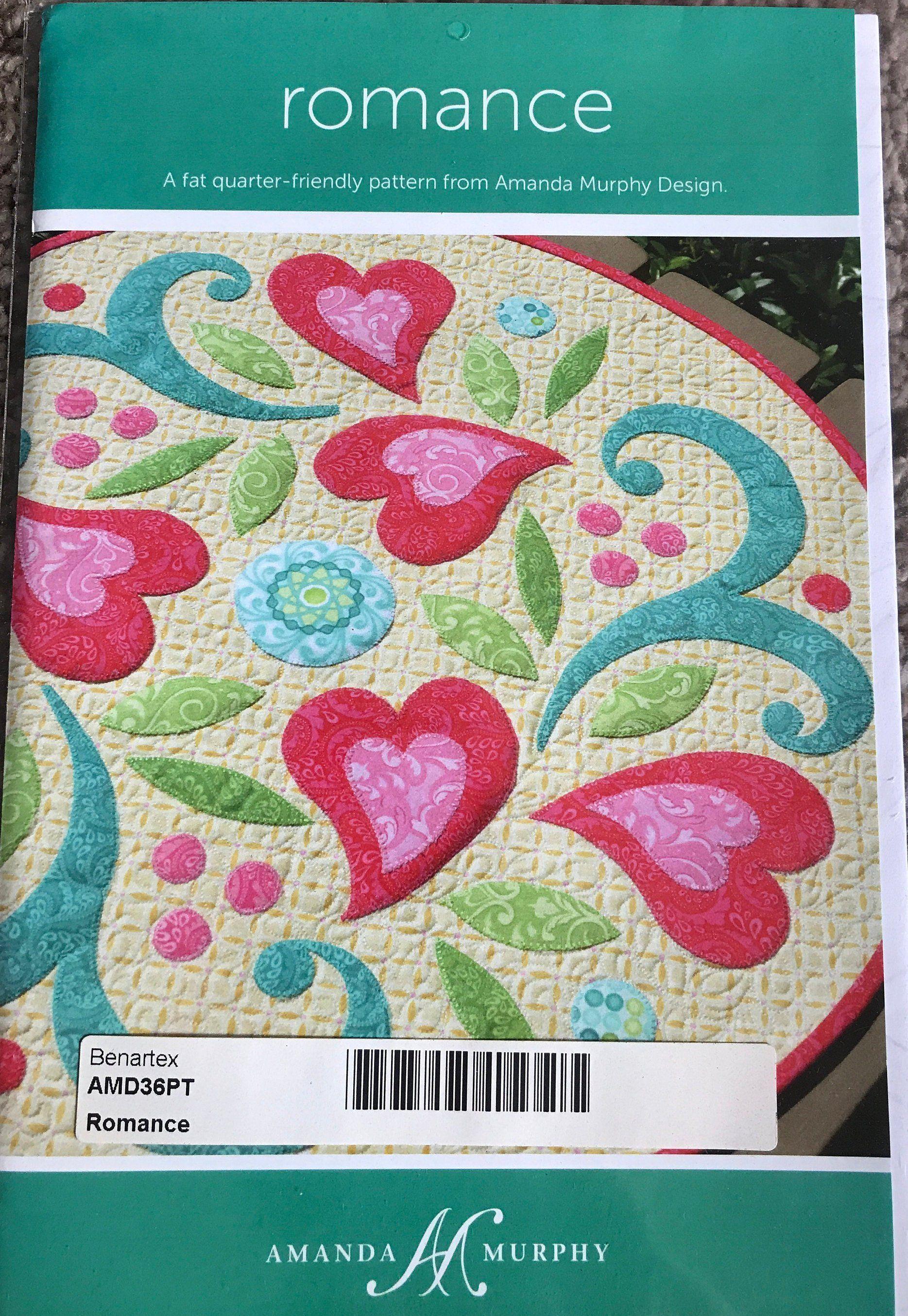 Romance Quilt Pattern
