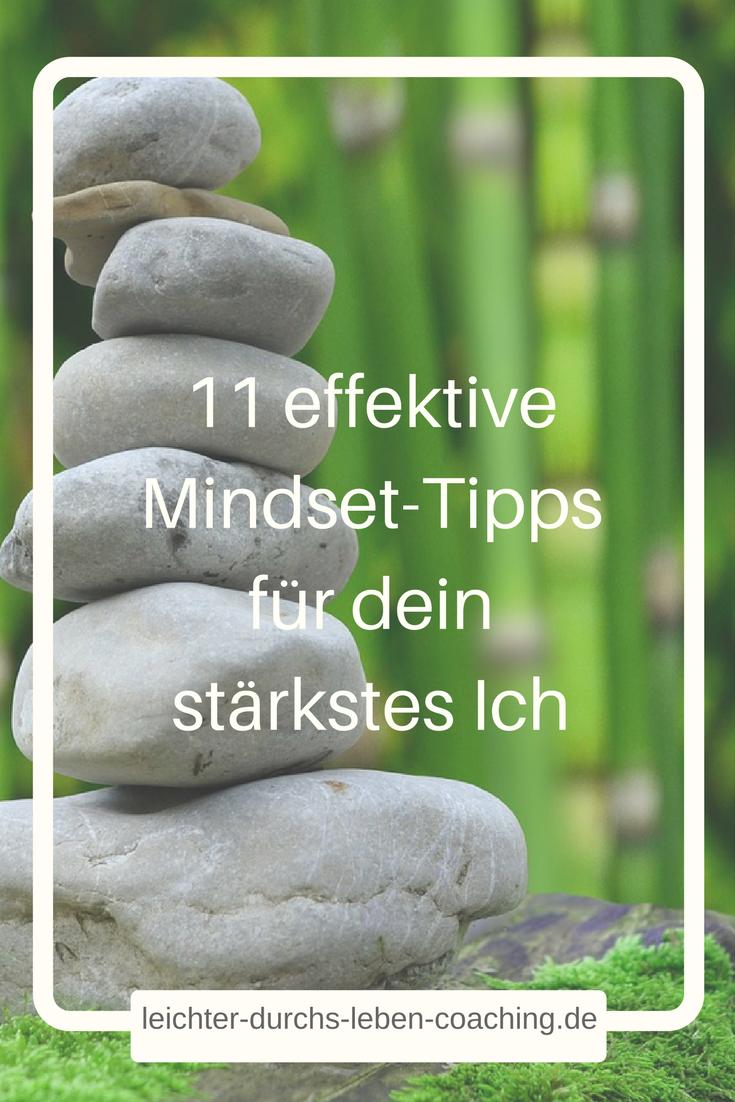 Mindset ändern: 11 effektive Tipps für dein stärkstes Ich - Ändere ...