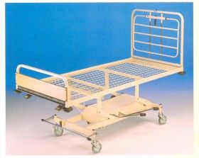 Hospital Bed Modern Pump-up - Prop Hire and Deliver