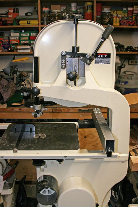 14 Inch Jet Bandsaw Bandsaw Woodworking Bandsaw Homemade Tools