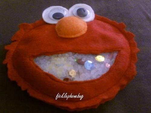 Elmo I Spy Bag - TOYS, DOLLS AND PLAYTHINGS
