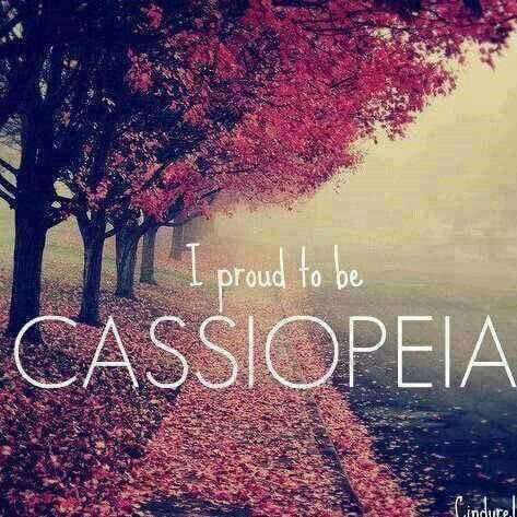 #proud #cassiopeia