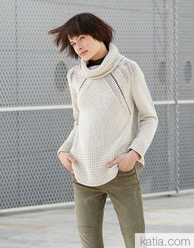 Revista mujer Essentials 12 Otoño / Invierno | 15: Mujer Jersey | Beige