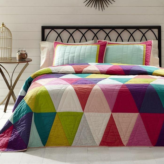 Lomeli Quilt Set All Modern Quilts Quilt Bedding King Size Quilt Sets