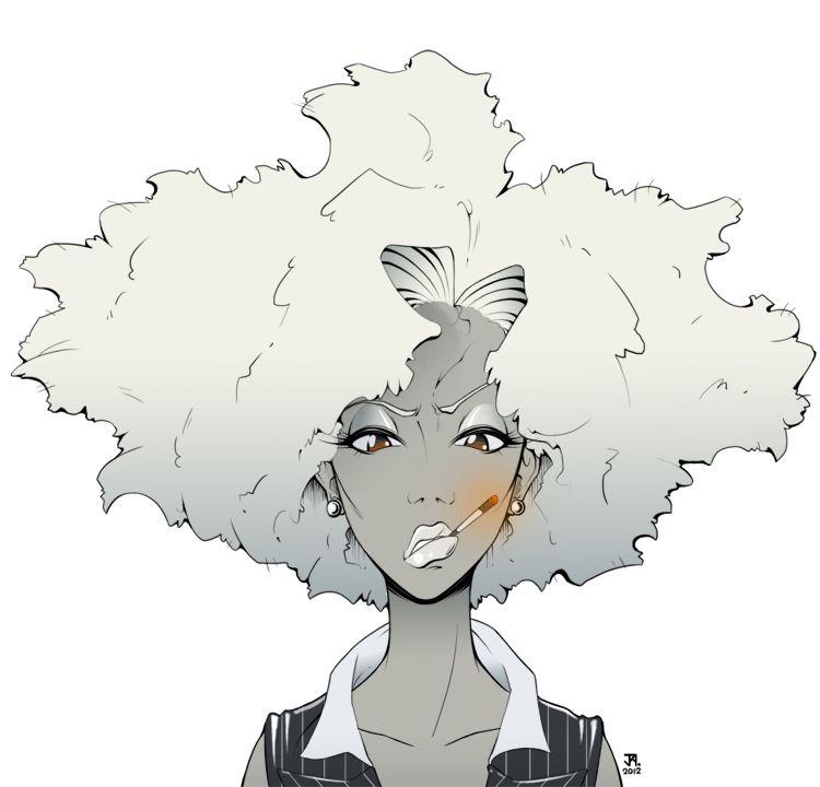 Atsuko Jackson by *muy-mal on deviantART