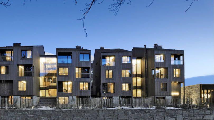 5 hotéis nos Alpes com design arrojado