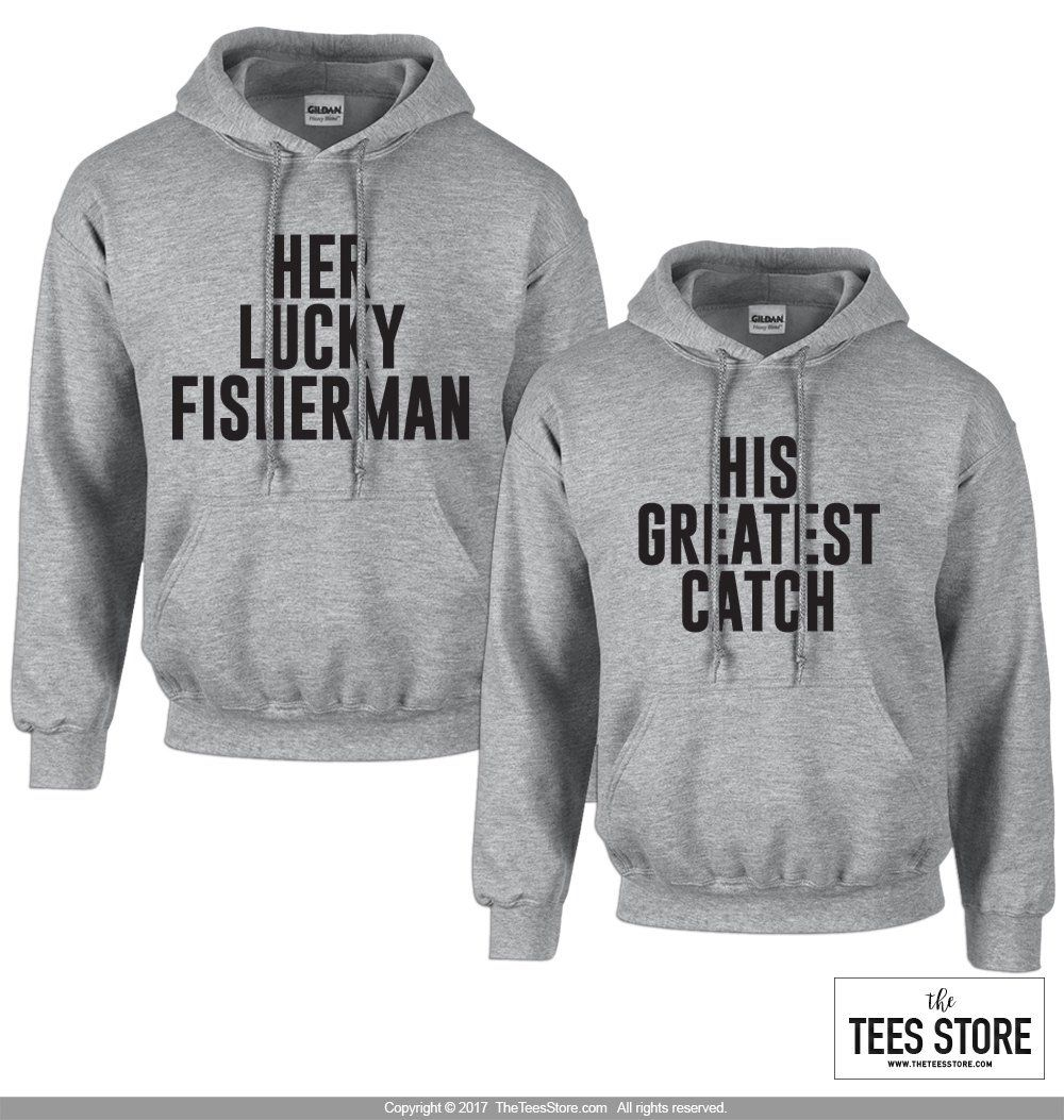 A Mans Best Friend Is His Pole Funny Fishing Mens Hoodie