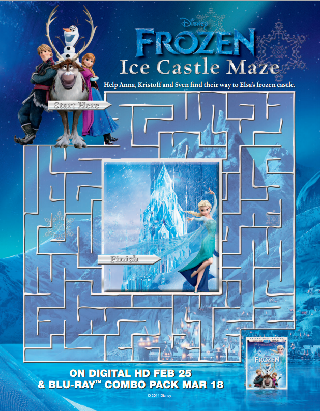 Frozen Coloring Pages and Activity Sheets   Mommy\'s Busy, Go Ask ...