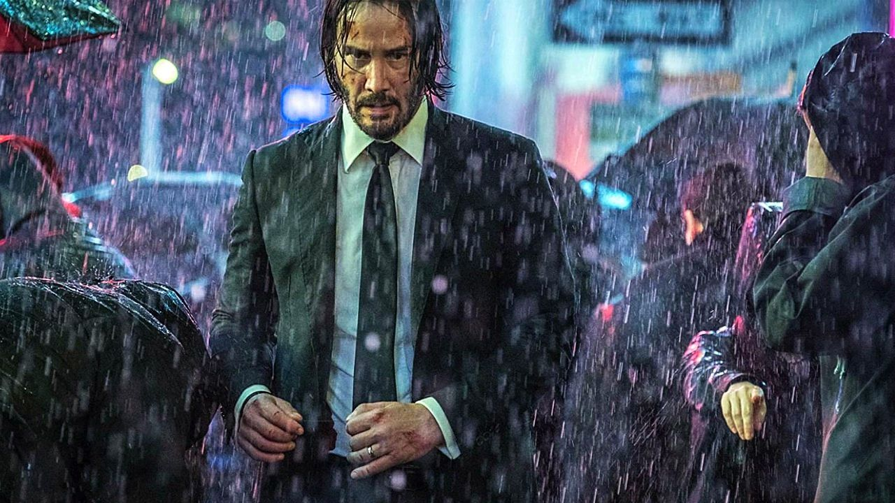 Announced John Wick Chapter 4, launching in 2021 (With ...
