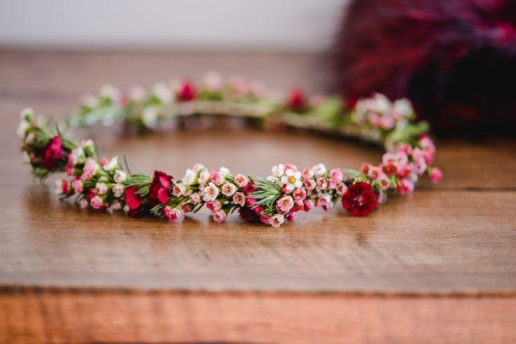 DIY Herbsthochzeit #brautblume
