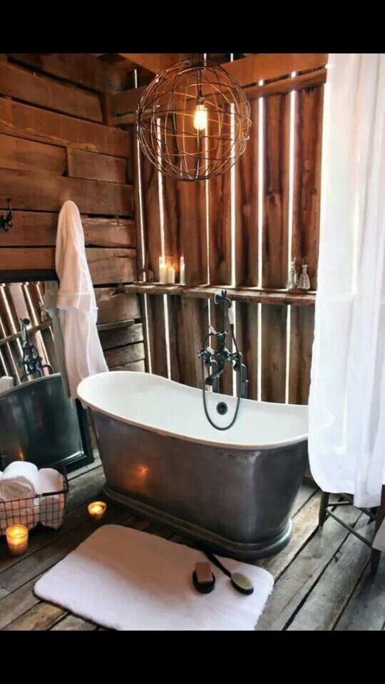 51 Insanely beautiful rustic barn bathrooms. 51 Insanely beautiful rustic barn bathrooms   Openness  Cabin and