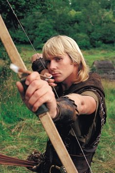 Robin Hood 1984 1986 Had A Blond Robin Hood Jason Connery It S Second Season Jason Connery Robin Hood Robin Hood Bbc