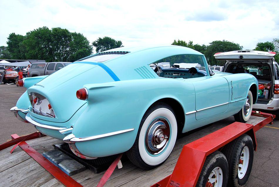 Classic Corvette for Sale • 1954 • 1112B