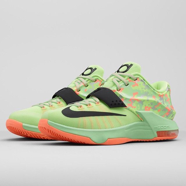 """new styles 7f2ed 95a2a """"This year s Easter KDs feature bright pastel tones with micro-camo print.  Get full release details in Sneaker Release Dates on SneakerNews.com"""""""