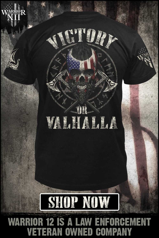 10d8d8d2 American Viking | Warrior 12 Shirts And Apparel | Viking shirt ...