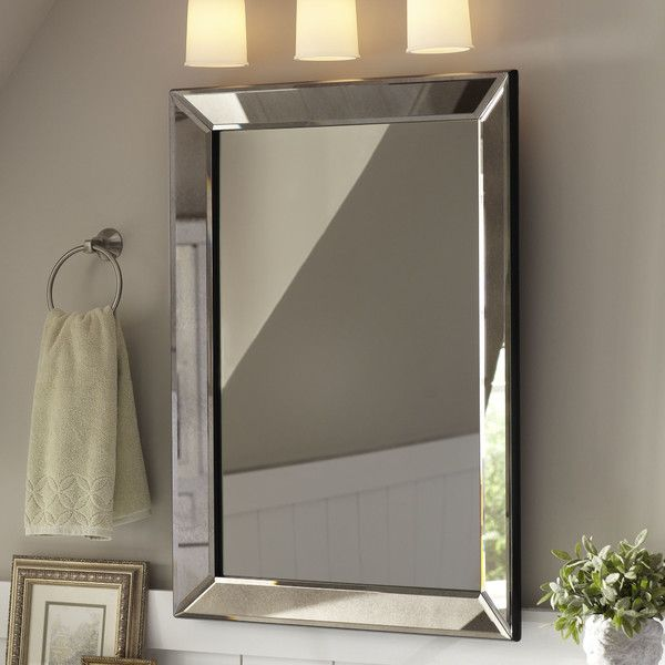 mirror 20 x 36. birch lane henry mirror 36\ 20 x 36 m