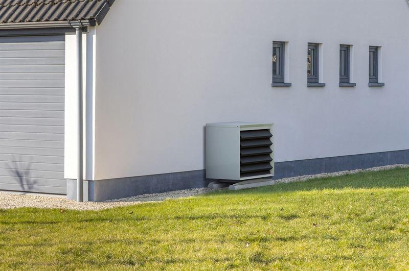 Schalldammgehause Fur Rotex Warmepumpen Warmepumpe Gehause Und