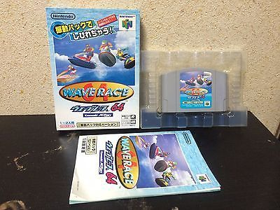 Wave Race 64 Nintendo 64 Japan...