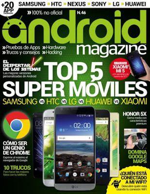 Revistas Pdf En Espanol Revista Android Magazine Espana Mayo