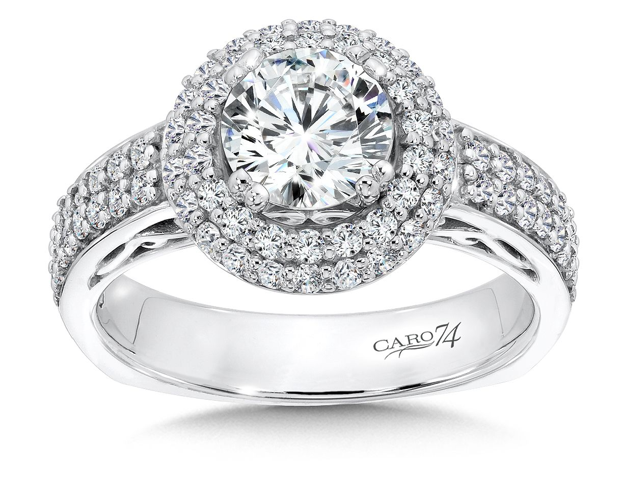 an engagement login staircase princess points cinderella create whiteview multi or account to cut earn stone ring rings