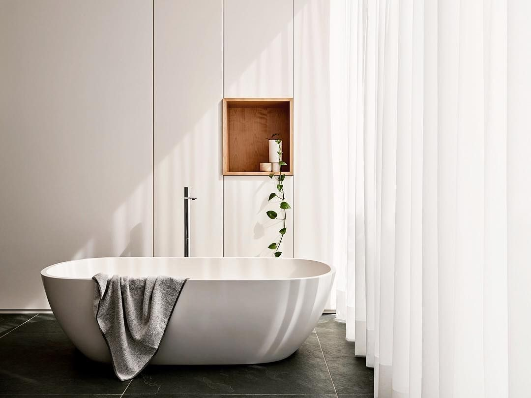 Idée carrelage salle de bain d inspiration design modern sinks